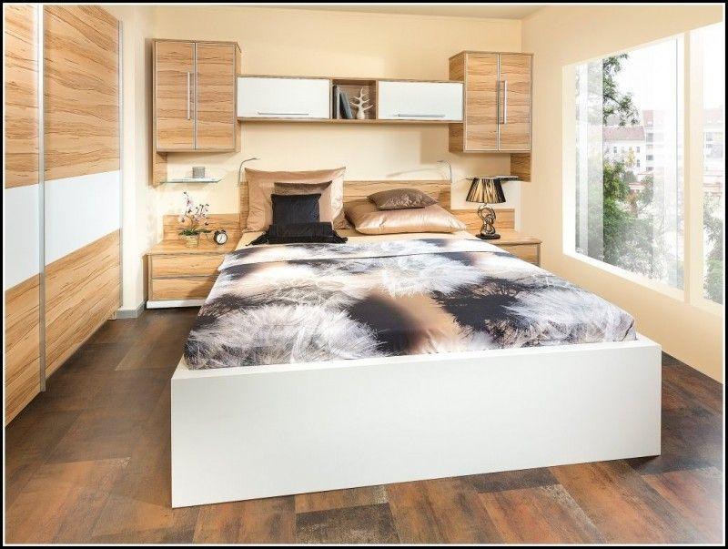 Schlafzimmer Mit Überbau Aufdringlich Auf Kreative Deko