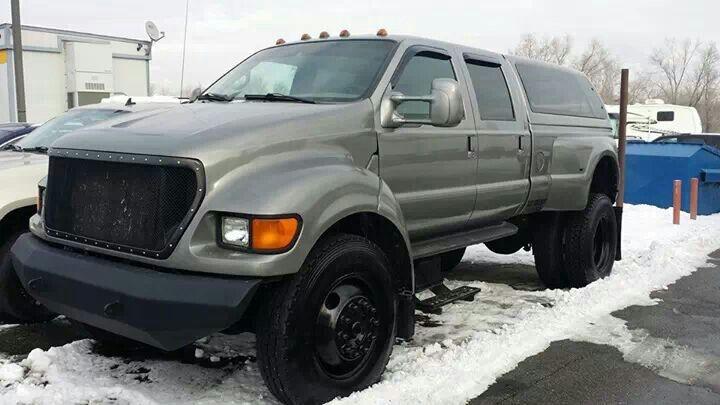 Ford Landmarkautoinc Ford Crew Cab Big Trucks