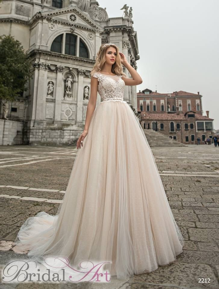 60e90ac5d24 Pin by Bridal Art Gr on Νυφικά Φορέματα | bridalart.gr | Νυφικά ...
