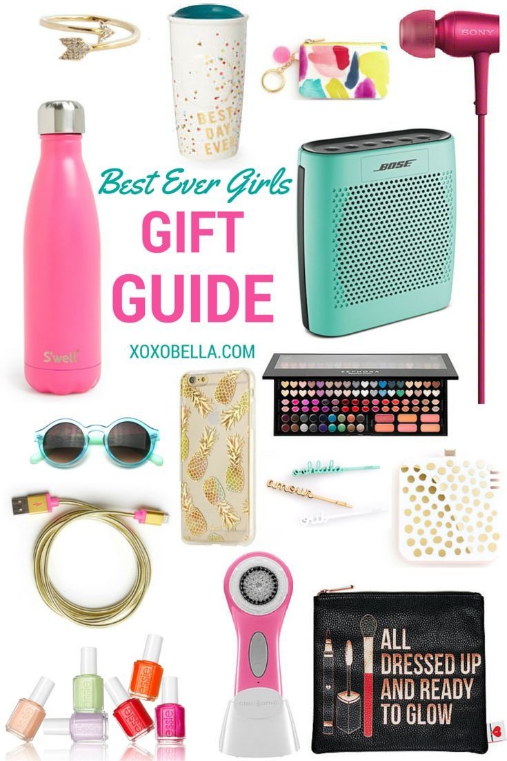 Best Ever Holiday Gift Guide Birthday gifts for girls