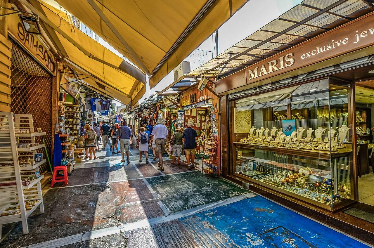 Jewelry, Athens, Athenian, Greek, Greece, Market #jewelry, #athens ...