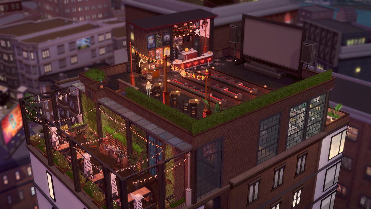 "Piano Bar Per Casa bottsbotts: "" oakglow cinema & dining (request build for"
