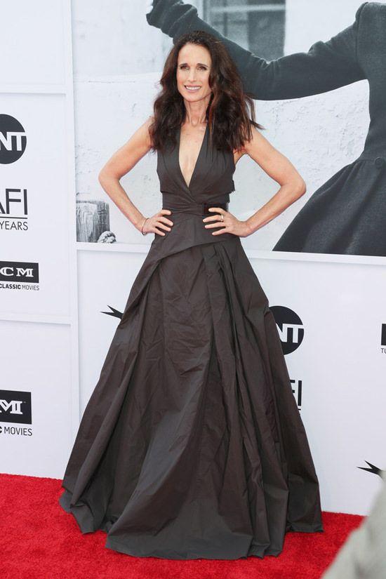 Diane keaton style dress