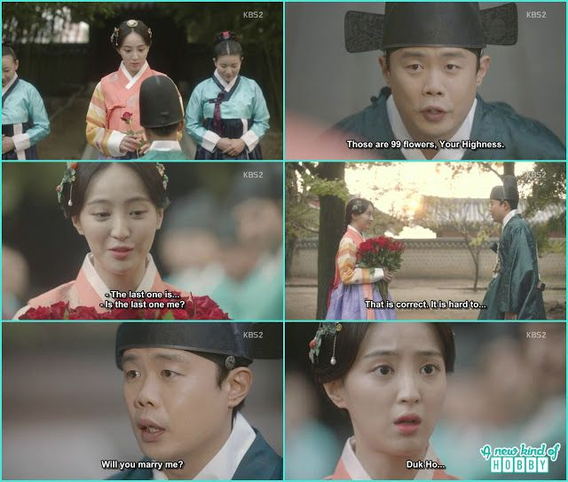 Love In The Moonlight - Episode 18 (Eng Sub) Princess Myung Eun