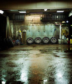Mechanic Garage Stock Photo 1838 7388