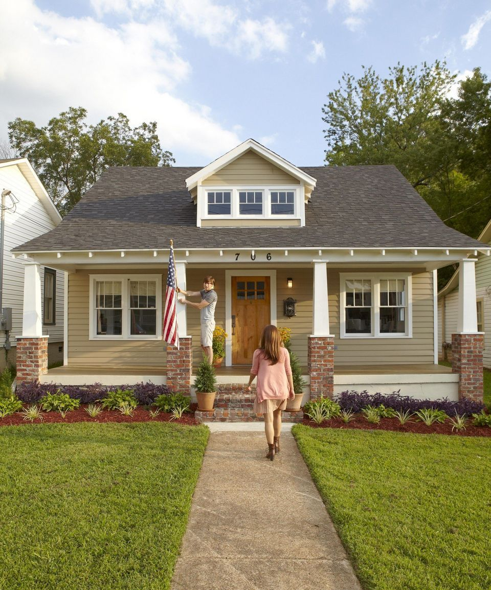 Huntsville Bungalow Featured In This Old House Magazine