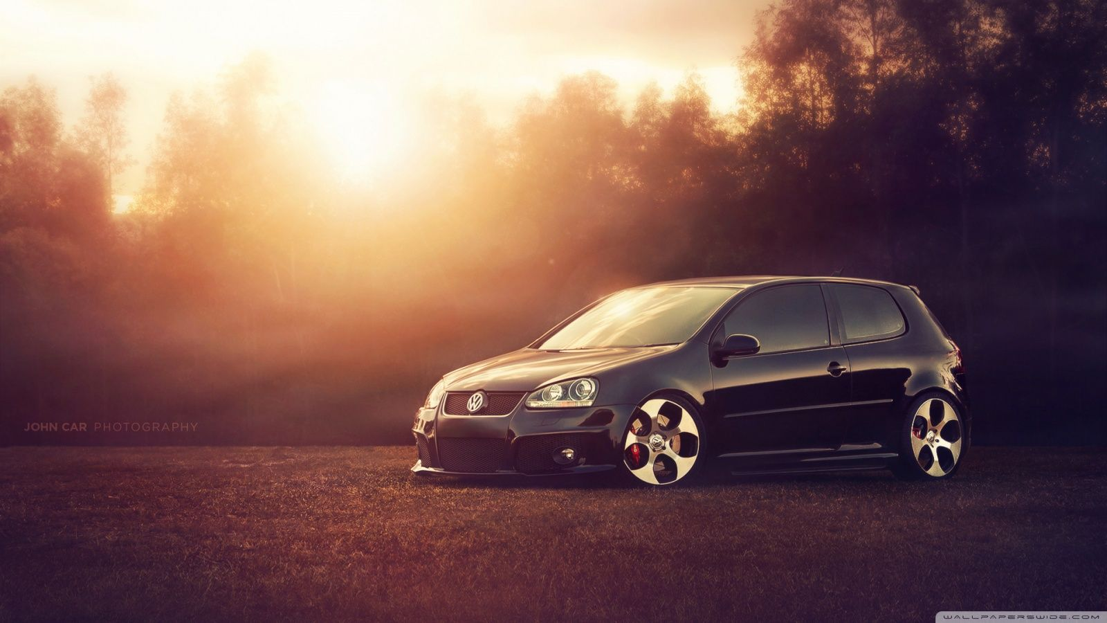 Volkswagen Golf GTI MKV HD Desktop Wallpaper High Definition