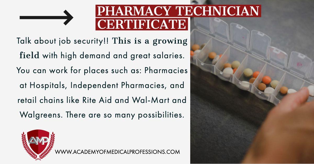 Pharmacy Tech in 2020 Pharmacy tech, Job security, Medical