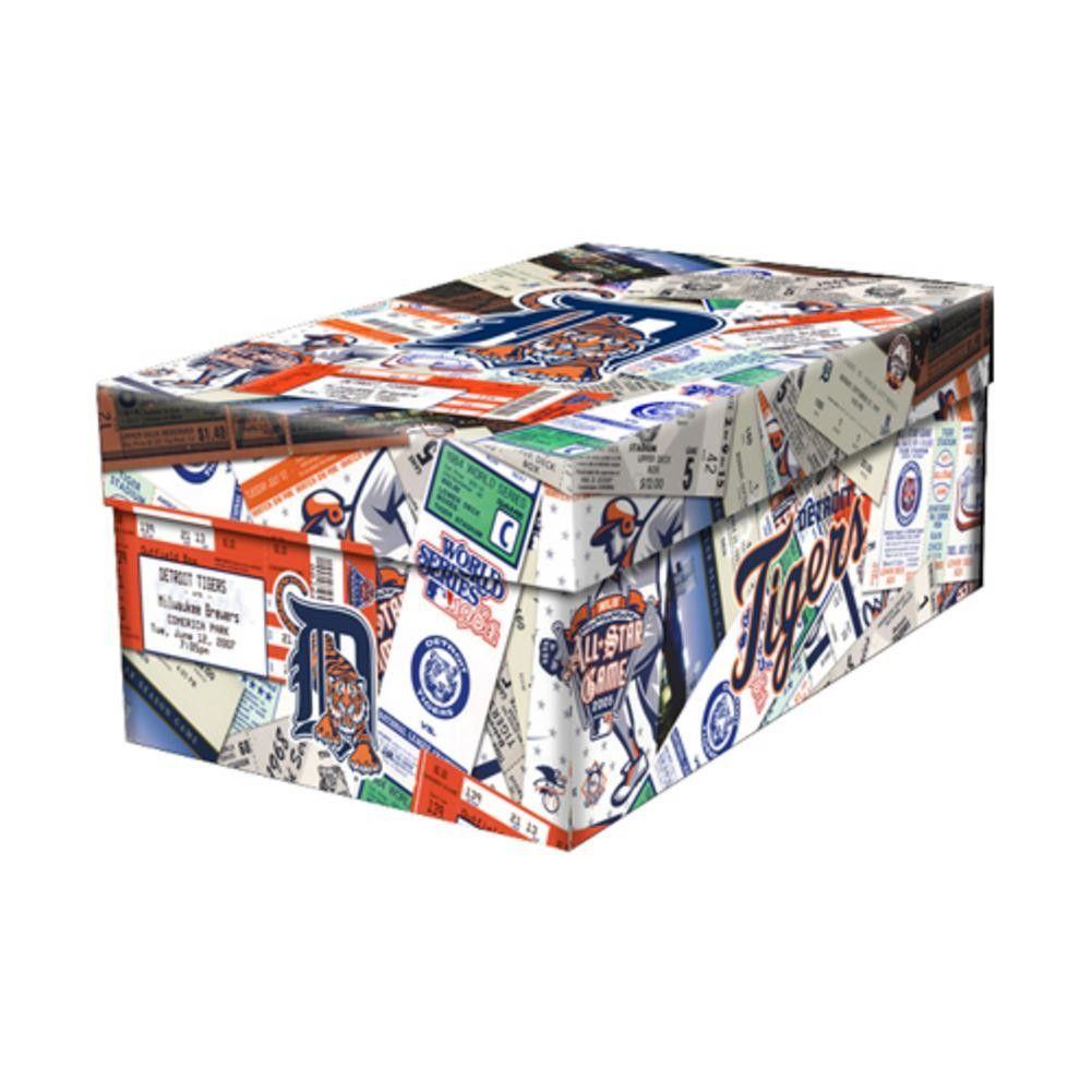 MLB Ticket Souvenir Box - Detroit Tigers