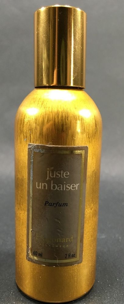 Juste Un Baiser Parfum Fragonard Parfumeur 2 Oz 50 Or More Full Used