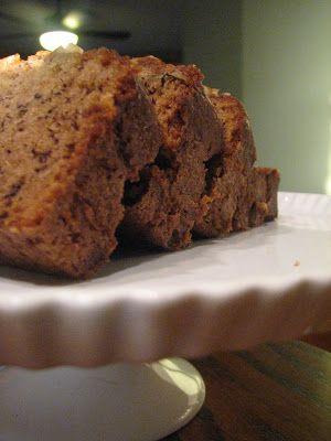 starbucks banana bread with walnuts | Morgan Norris