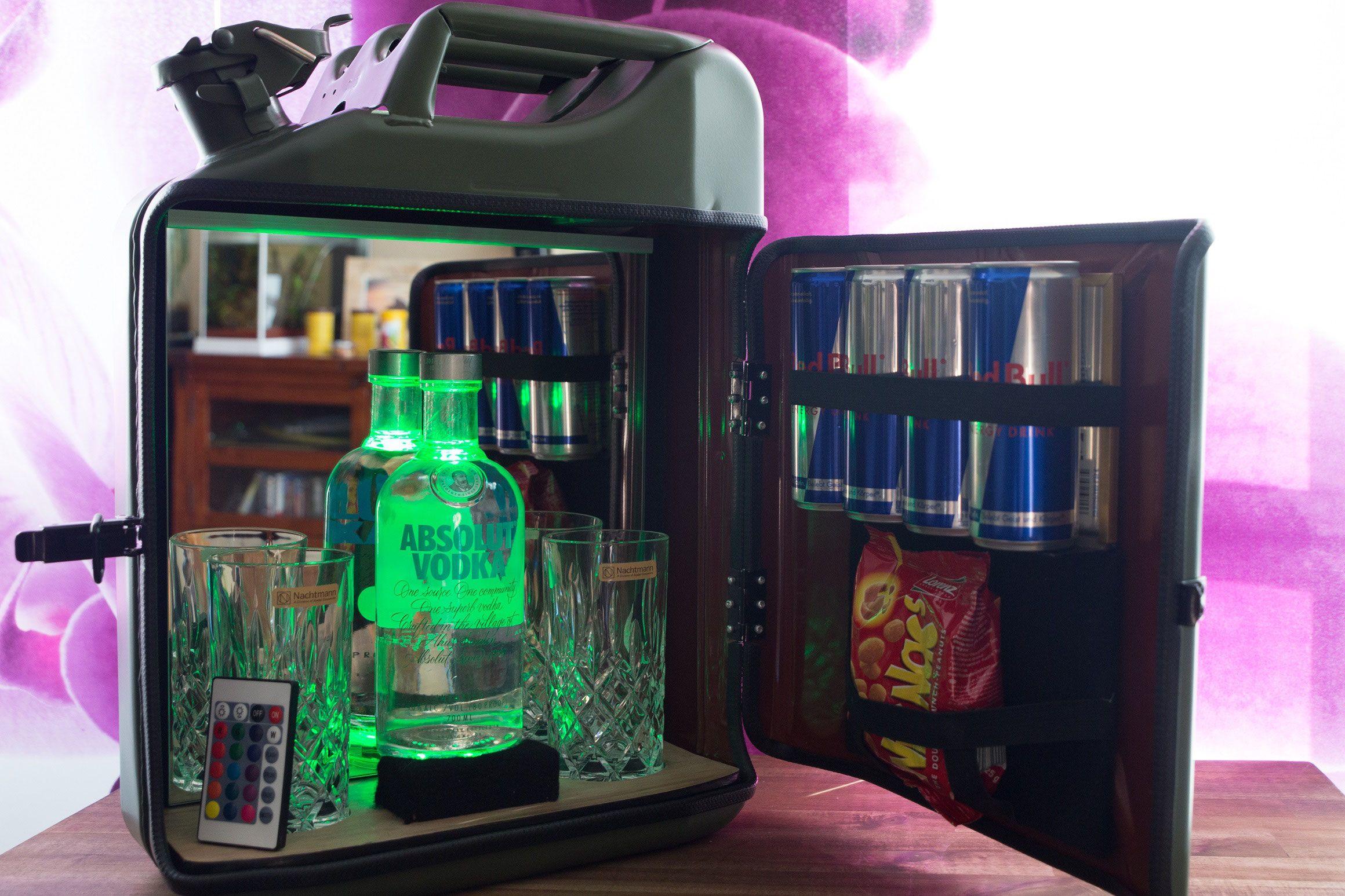Jerrycan Minibar Musikbox Mini Bars Minibar