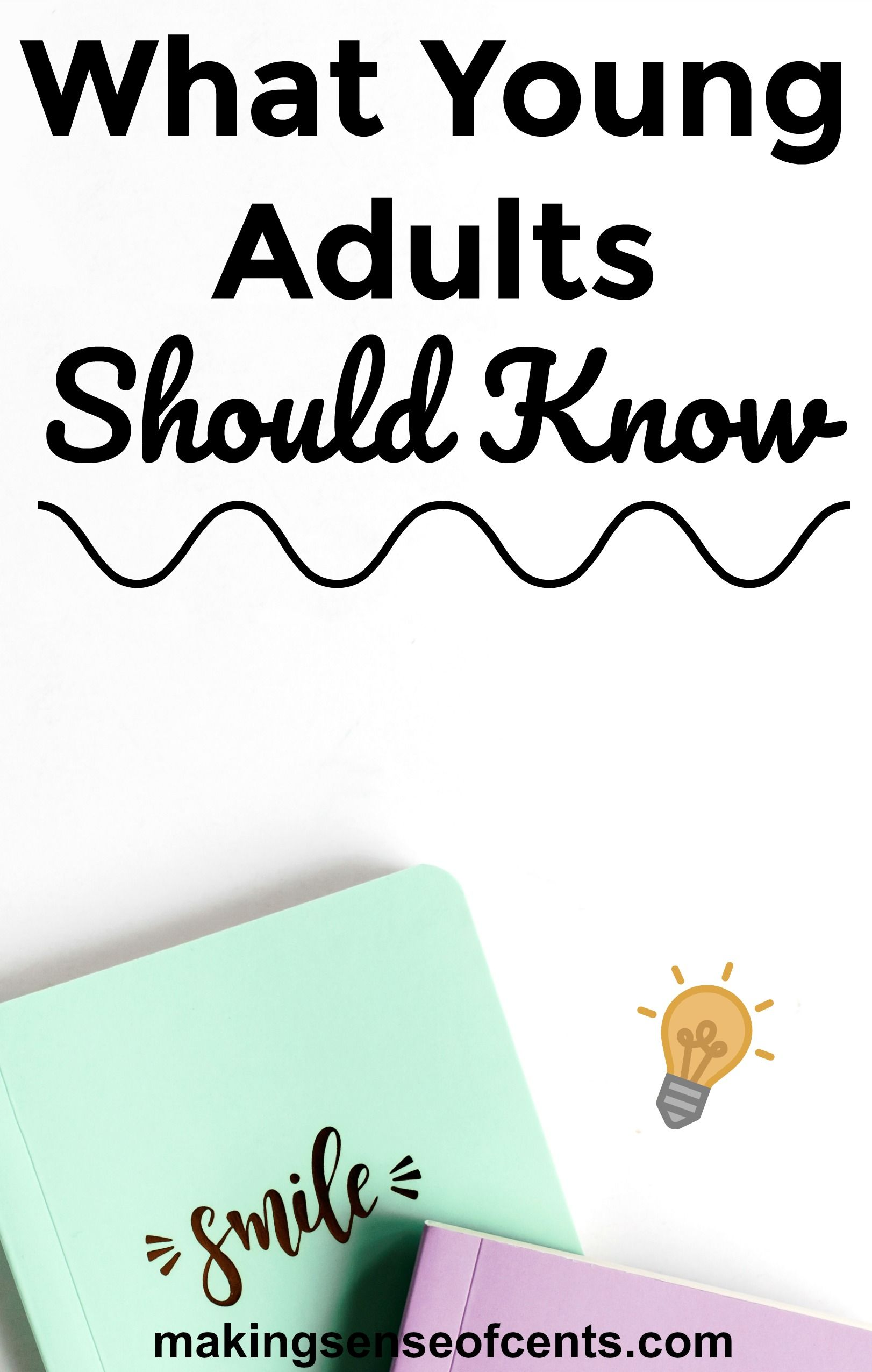 What Young Adults Should Know