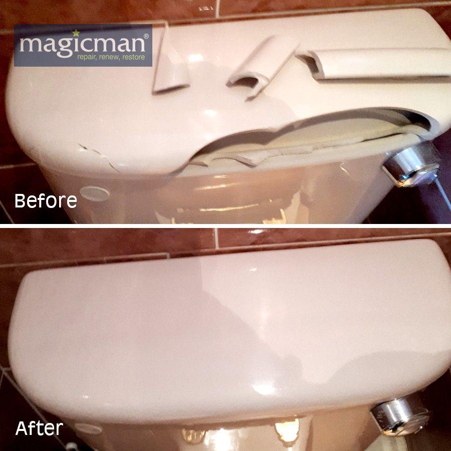 Broken Cistern Lid Sink Repair Porcelain Sink Porcelain Bathroom Sink