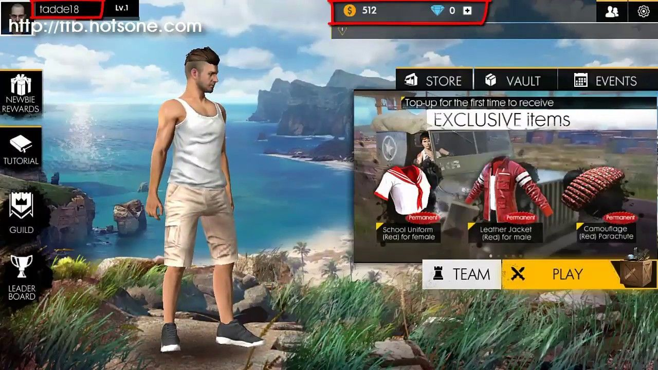 Our Free Fire Battlegrounds Hack 2018 Allows Players To Generate As Many Diamonds And Coins They Desire In The Game It Has Al Game Cheats Gaming Tips Cheating