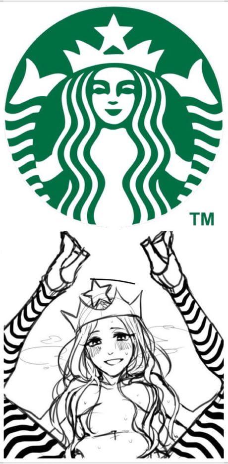 The Origin Behind The Starbucks Logo