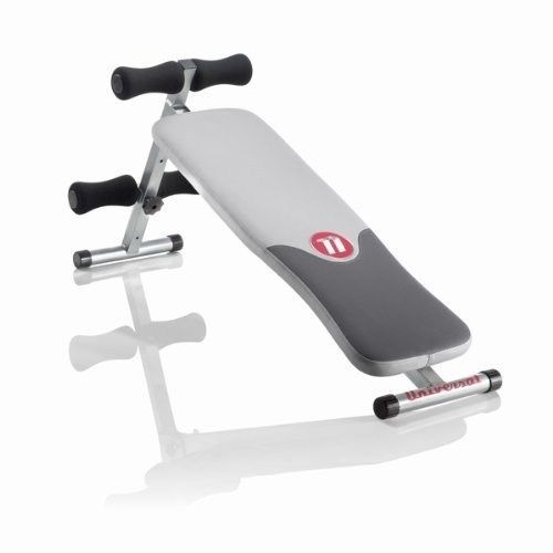 Universal By Nautilus Decline Bench Sit Up Exercise Ab Crunch Board Bench Workout No Equipment Workout Abs Workout