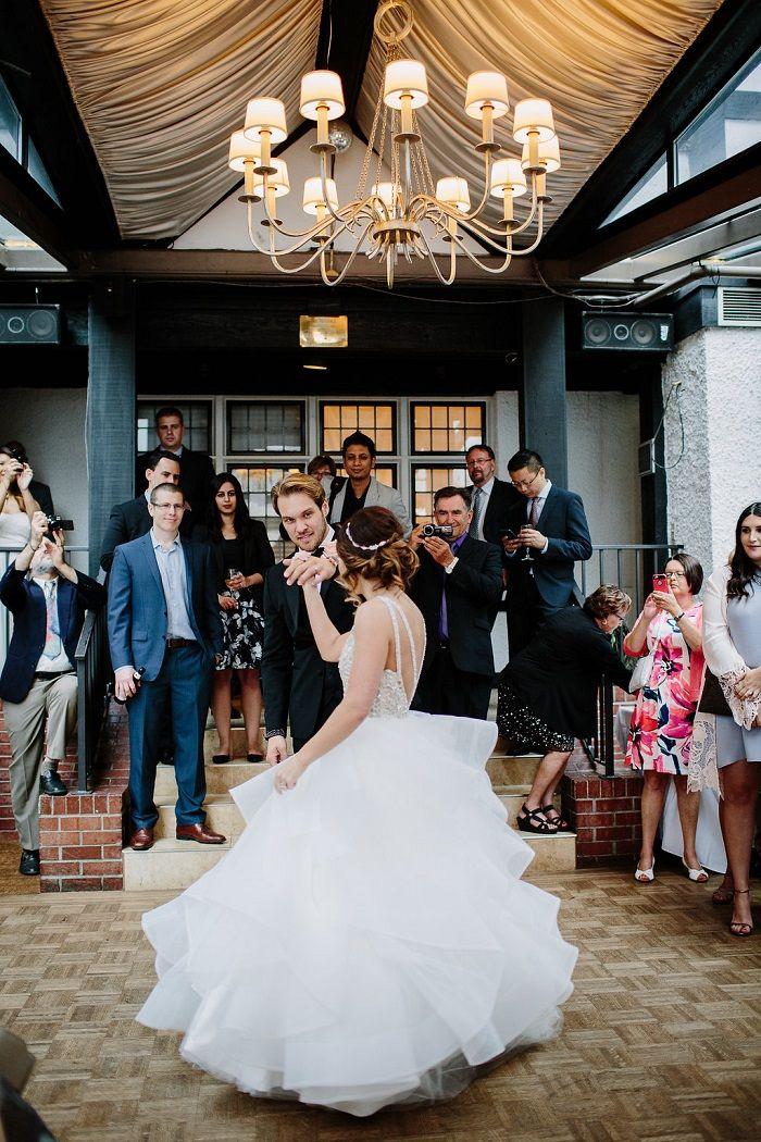 Bride and groom dance   Fab Mood