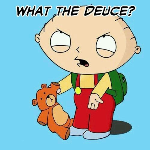 Image result for what the deuce gif