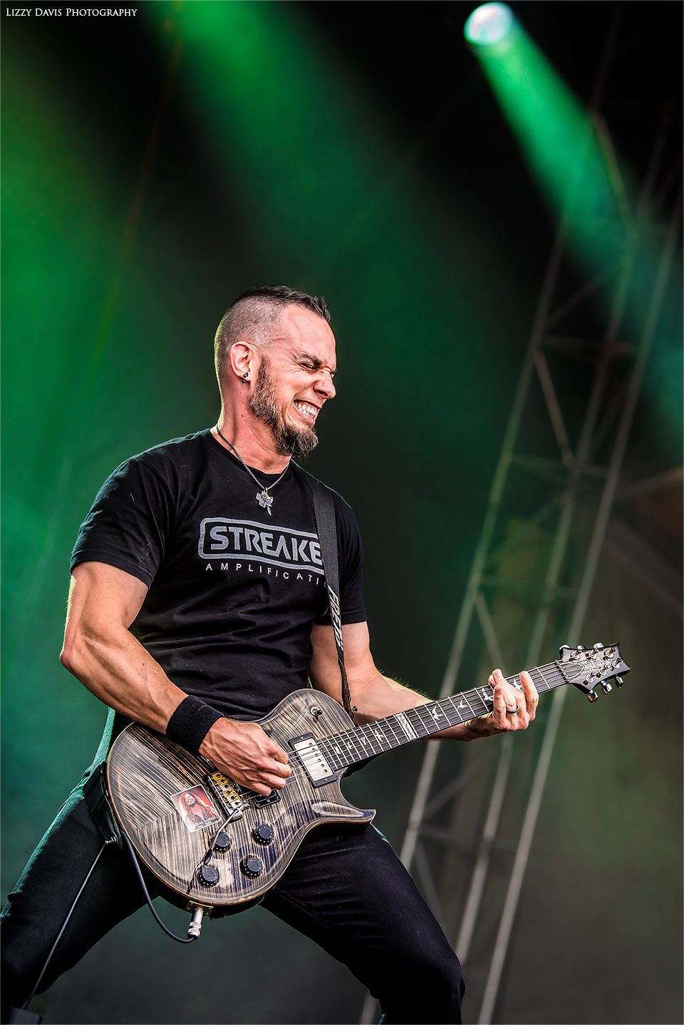 Mark Tremonti - Tremonti (+ Alter Bridge) at Welcome to Rockville 2019 / © Lizzy Davis Photography   Rock: Front/Center