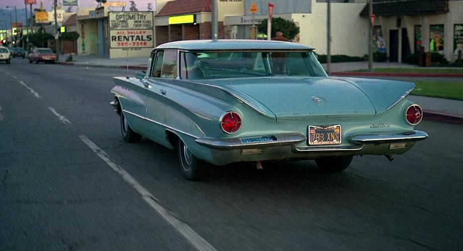 brad hamilton's 1960 buick lesabre from fast times at ridgemont high