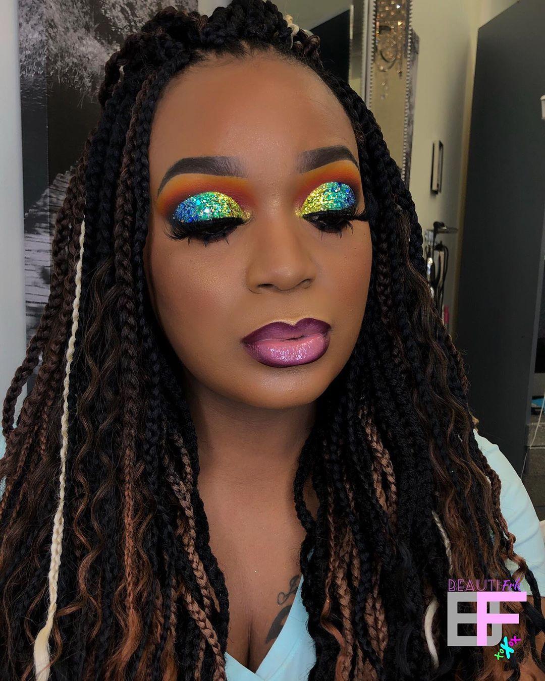 "Atlanta Makeup Artist on Instagram ""🥰 ️Crochet by"