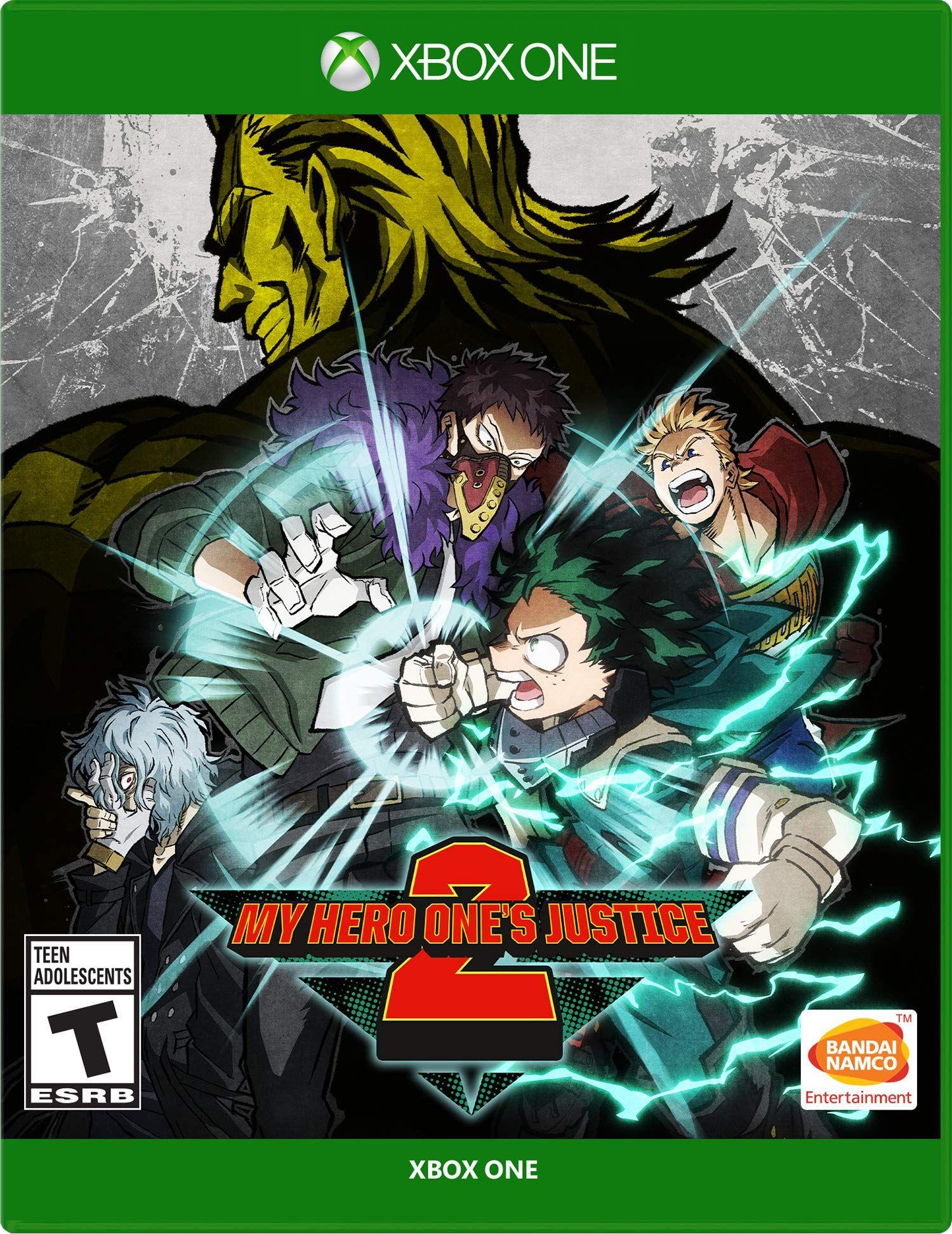 My Hero One S Justice 2 Xbox One My Hero Hero
