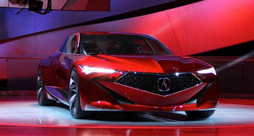 2020 Acura Rlx V6 Turbo Price Concept Specs