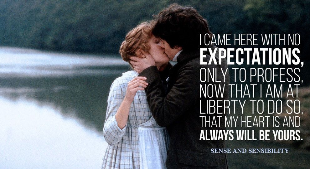 """Famous Romantic Movie Quotes of All Time - """"I was looking ... 