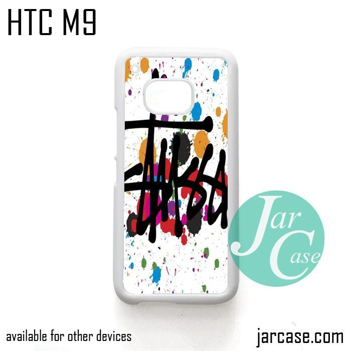 Stussy Art Phone Case for HTC One M9 case and other HTC Devices