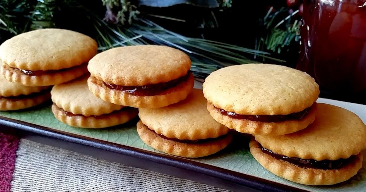Mennonite Girls Can Cook Jam Jam Cookies Cookie In 2019 Jam