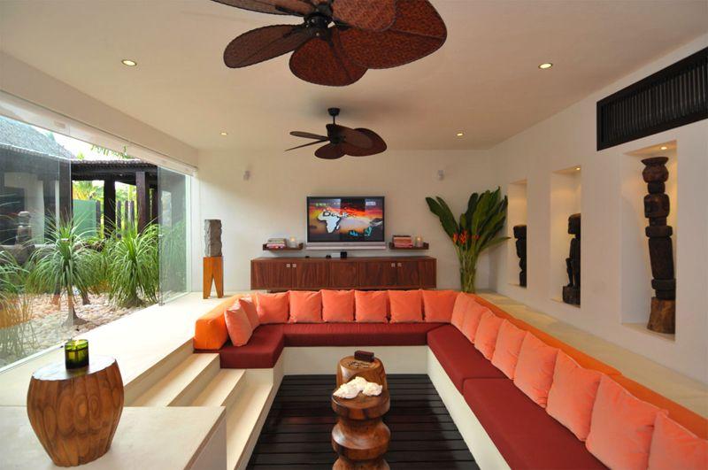 salas de estar hundidas pisos al da pisoscom