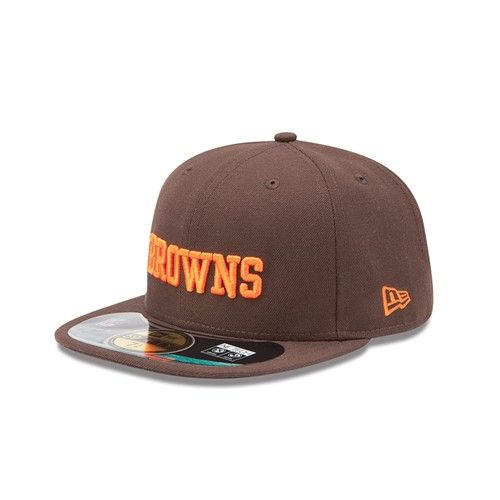 buy online 5869d 9a384 ... new zealand cleveland browns 2012 new era 59fifty sideline hat. click  to order 34.99 a8ac3