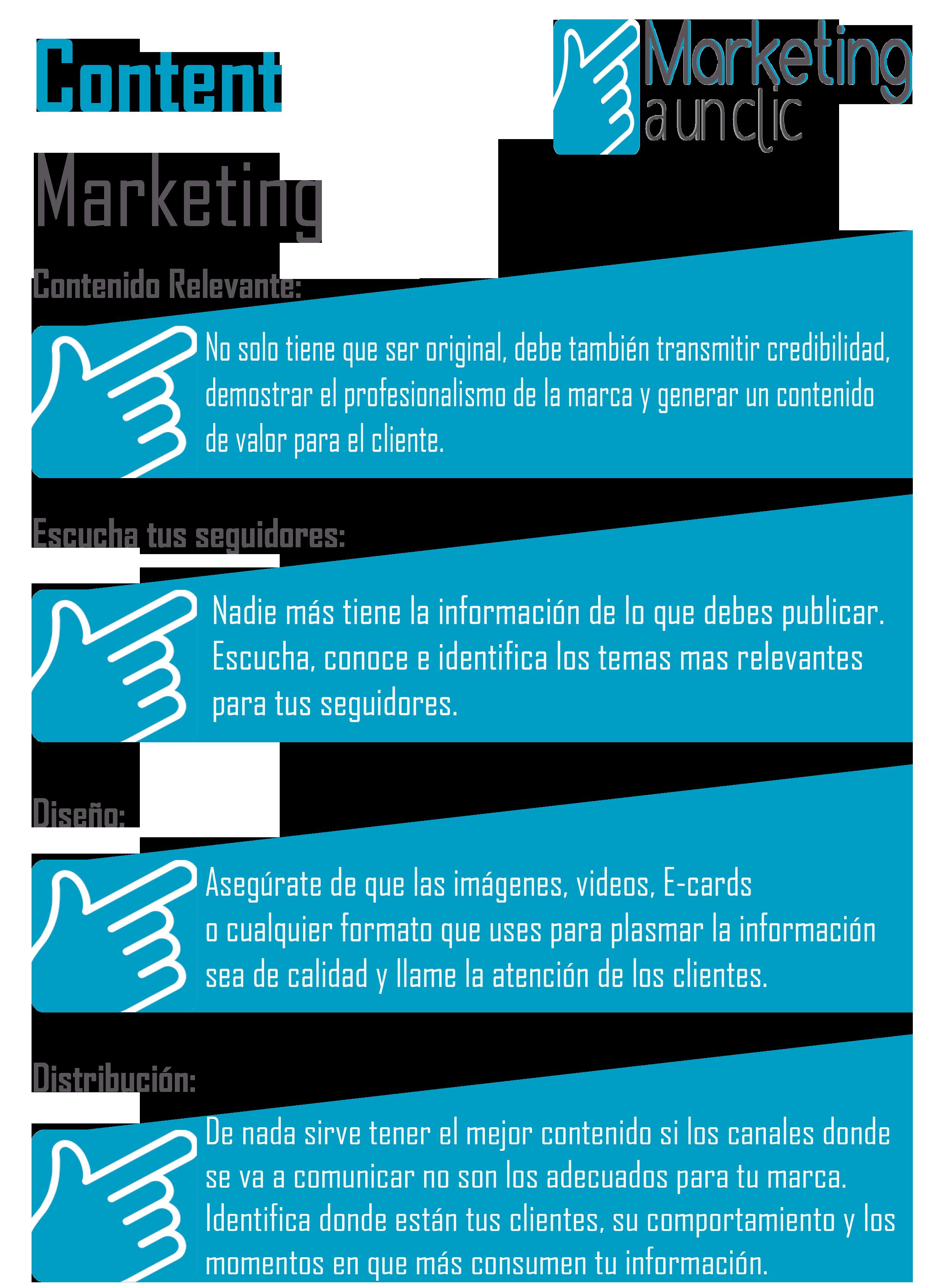 Tips para generar buen contenido. #socialmedia #marketing #digital ...