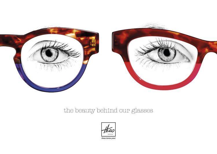 dec2735a6b209a Pin van Optiek Van der Linden - Zele op THEO Eyewear - Glasses ...