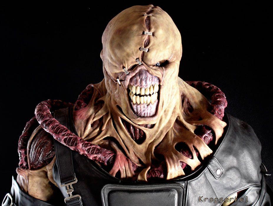 Kropserkel Resident Evil Apocalypse Nemesis Creature Costumeiles