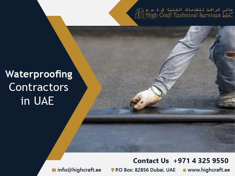 Waterproofing Contractors In Uae Roof Waterproofing Contractors Technical