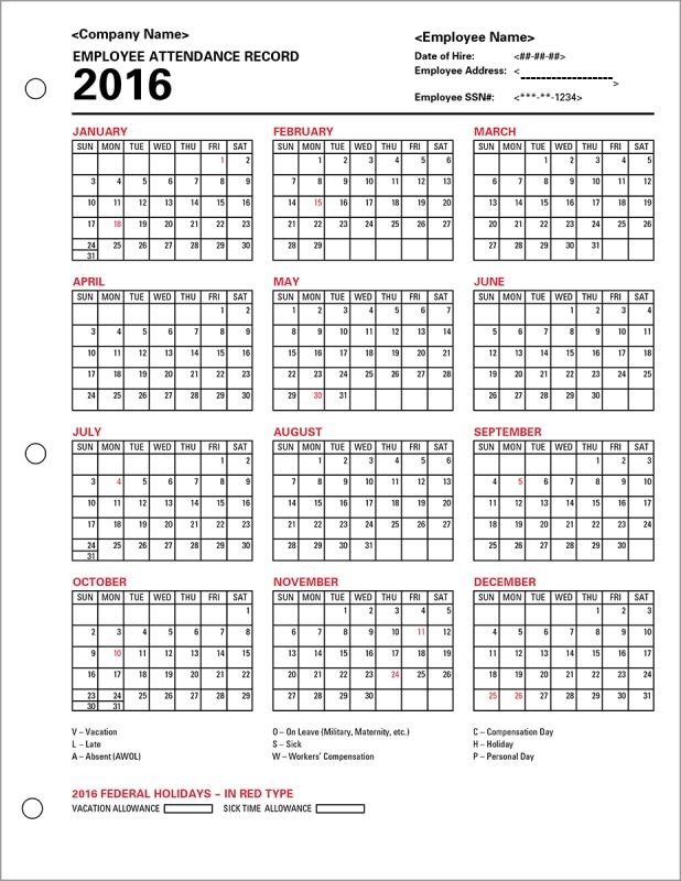 Attendance Book Template. Attendance Sheet 35 38 Free Printable