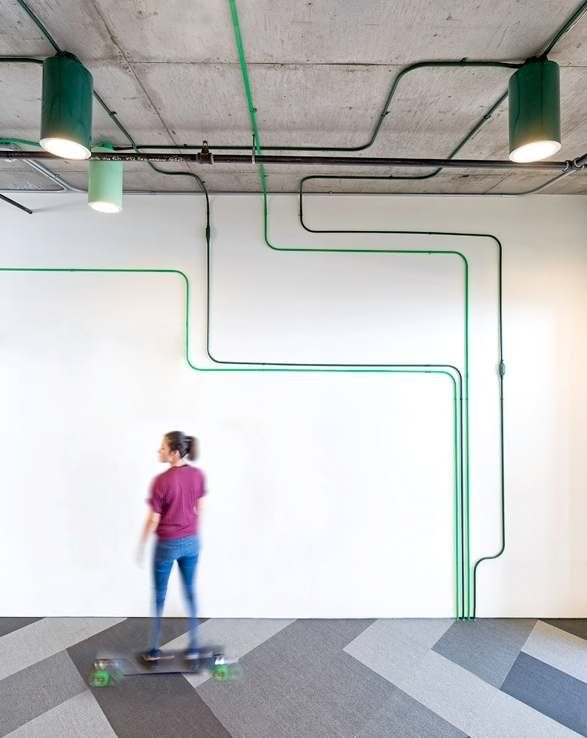 Cisco Meraki Office | Studio OA | A. Interior Design ...