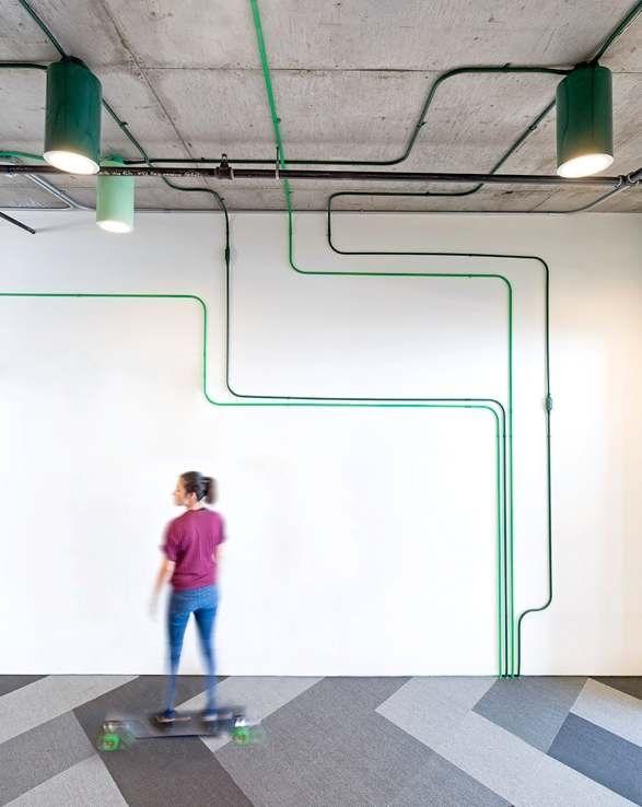 Cisco Meraki Office   Studio OA   A. Interior Design ...