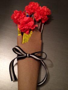 Beef Jerky Bouquet Diy : jerky, bouquet, Pretties, Pennies, Bouquet, Gift,, Jerky, Bouquet,, Creative