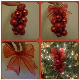 C mo hacer adornos para la navidad adornos navide os - Centros de mesa navidenos faciles ...