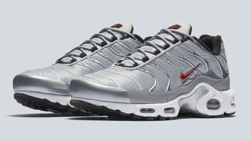 Best Nike Air Max 97 Plus Silver Bullet Running Shoes