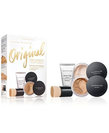 bareMinerals 4-Pc. Nothing Beats The Original Get Started Set | macys.com