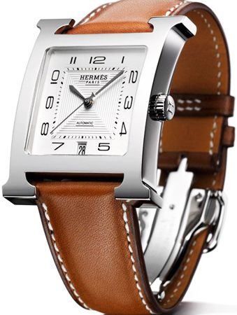 c9caddb7a6 Hermes H-Our Watch - This one is my favorite. Not necessarily the brand but  I really love the way it looks!!!1