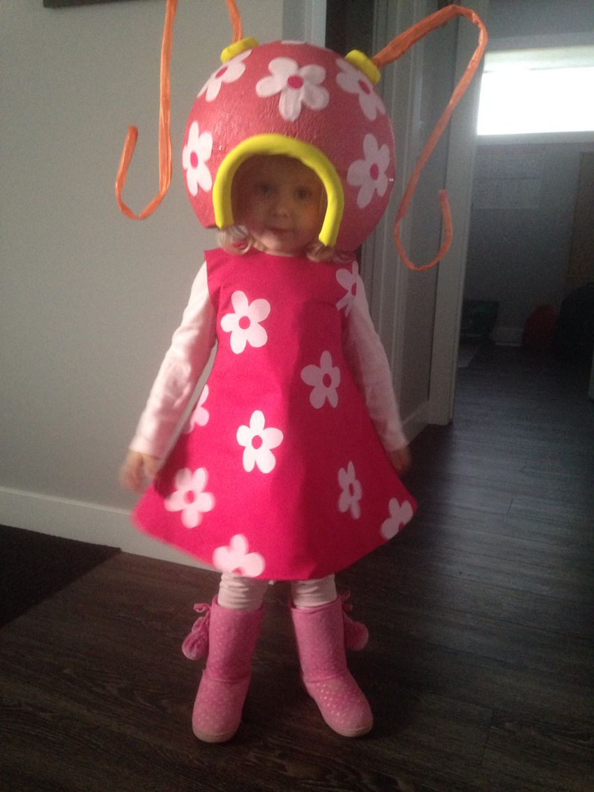 Milli from Team UmiZoomi Halloween costume! Helmet made with old bike helmet and two styrofoam half balls. Glued helmet inside then glued the two balls ... & Milli from Team UmiZoomi Halloween costume! Helmet made with old ...