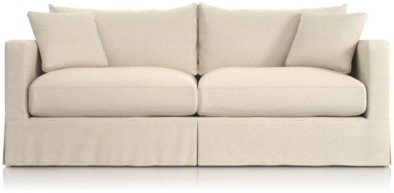 Slipcover Only For Willow Modern Slipcovered Sofa Reviews