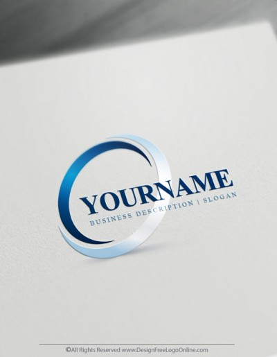 Free Business Logo Maker Create your own spiral logo