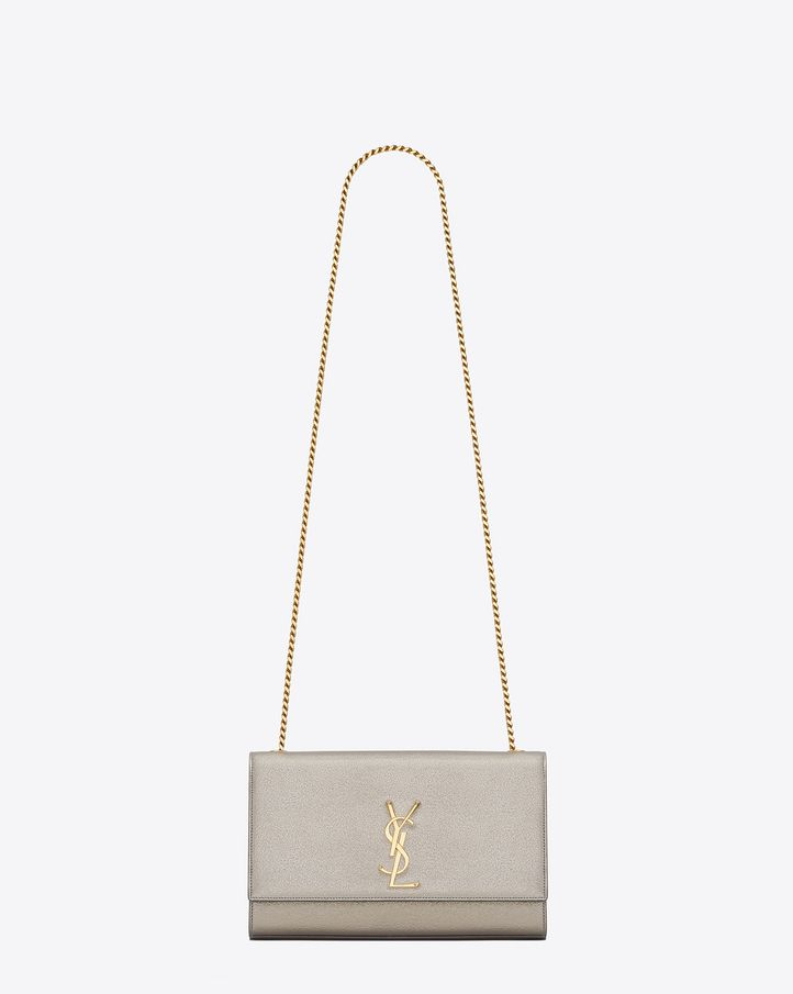 65a71bf46b Saint Laurent MONOGRAMME SATCHEL  discover the selection and shop online on  YSL.com