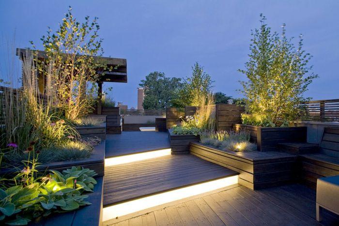 ▷ 1001 + Ideen für Terrassenbepflanzung zum Inspirieren ...